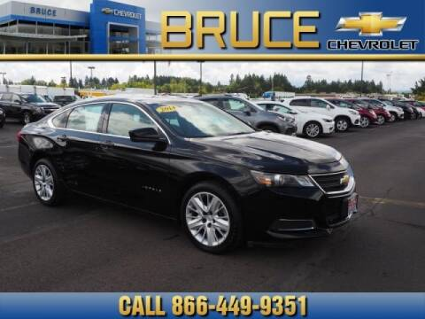 2014 Chevrolet Impala for sale at Medium Duty Trucks at Bruce Chevrolet in Hillsboro OR