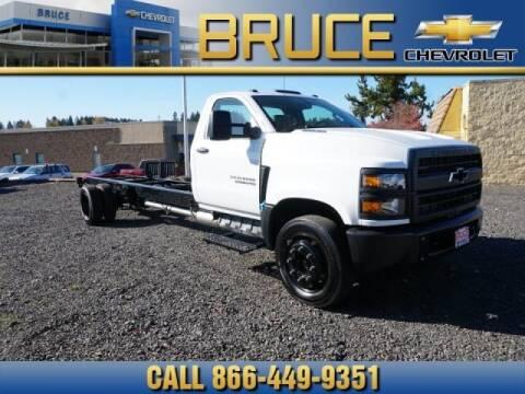 2019 Chevrolet Silverado 6500HD for sale at Medium Duty Trucks at Bruce Chevrolet in Hillsboro OR