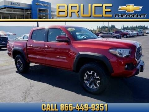 2018 Toyota Tacoma for sale at Medium Duty Trucks at Bruce Chevrolet in Hillsboro OR