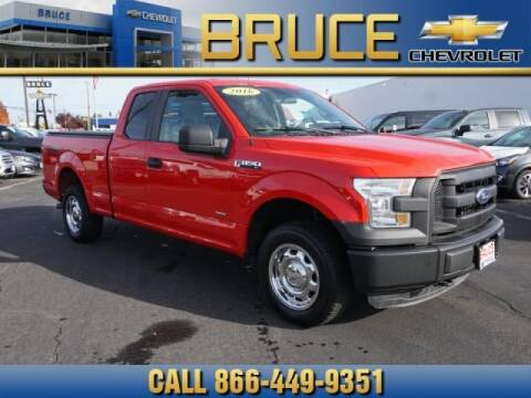 2016 Ford F-150 for sale at Medium Duty Trucks at Bruce Chevrolet in Hillsboro OR