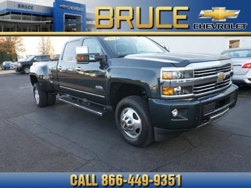 2017 Chevrolet Silverado 3500HD for sale at Medium Duty Trucks at Bruce Chevrolet in Hillsboro OR