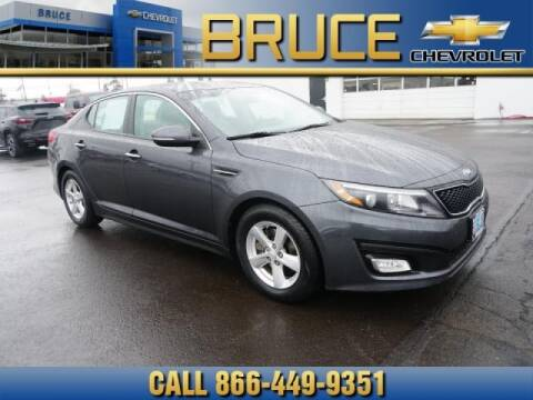 2015 Kia Optima for sale at Medium Duty Trucks at Bruce Chevrolet in Hillsboro OR
