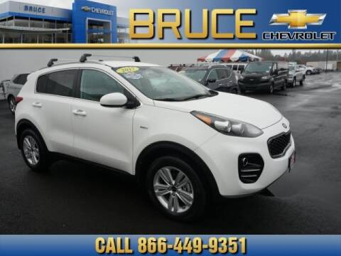 2017 Kia Sportage for sale at Medium Duty Trucks at Bruce Chevrolet in Hillsboro OR