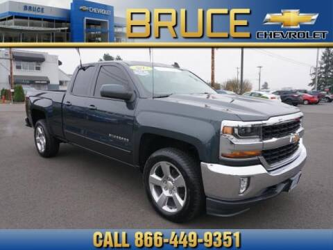 2017 Chevrolet Silverado 1500 for sale at Medium Duty Trucks at Bruce Chevrolet in Hillsboro OR
