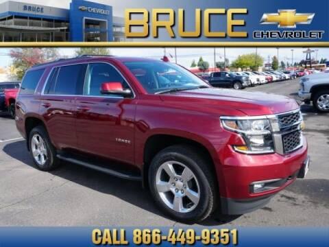 2020 Chevrolet Tahoe for sale at Medium Duty Trucks at Bruce Chevrolet in Hillsboro OR