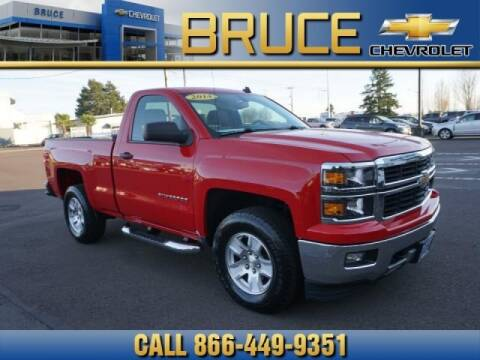 2014 Chevrolet Silverado 1500 for sale at Medium Duty Trucks at Bruce Chevrolet in Hillsboro OR
