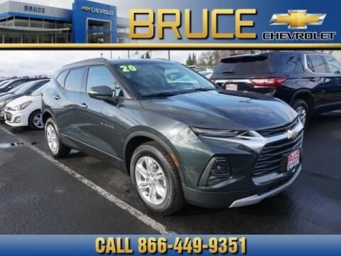 2020 Chevrolet Blazer for sale at Medium Duty Trucks at Bruce Chevrolet in Hillsboro OR