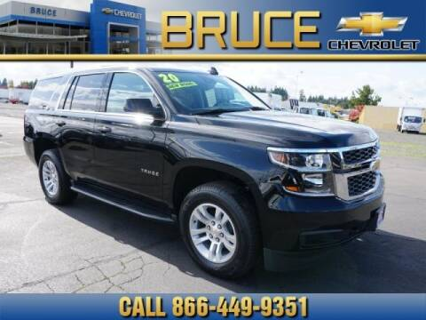 2020 Chevrolet Tahoe LS for sale at Medium Duty Trucks at Bruce Chevrolet in Hillsboro OR