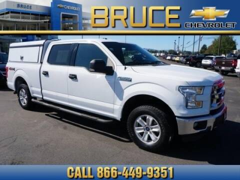 2015 Ford F-150 for sale at Medium Duty Trucks at Bruce Chevrolet in Hillsboro OR