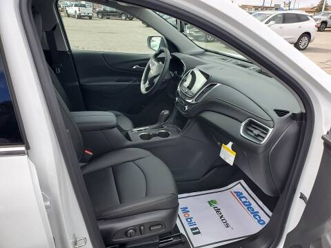 2020 Chevrolet Equinox Premier for sale at Butte GM in Butte MT