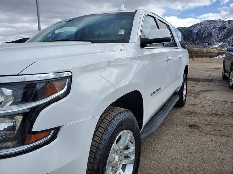2019 Chevrolet Suburban LT 1500 for sale at Butte GM in Butte MT