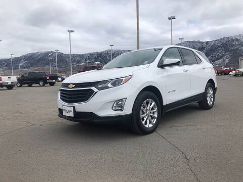 2020 Chevrolet Equinox LT for sale at Butte GM in Butte MT