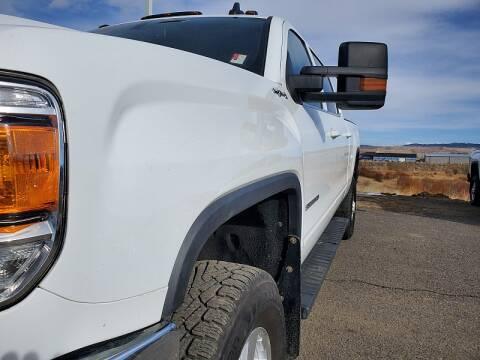 2018 GMC Sierra 2500HD for sale at Butte GM in Butte MT