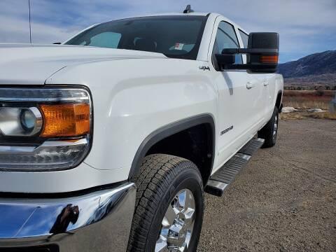 2018 GMC Sierra 3500HD for sale at Butte GM in Butte MT