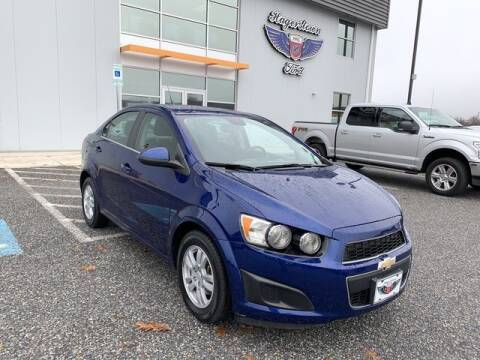 2014 Chevrolet Sonic for sale at King Motors featuring Chris Ridenour in Martinsburg WV