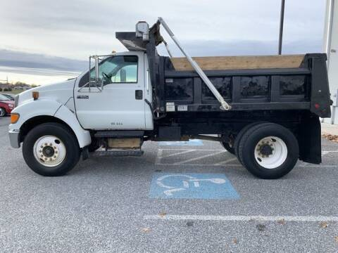 2006 Ford F-650 Super Duty