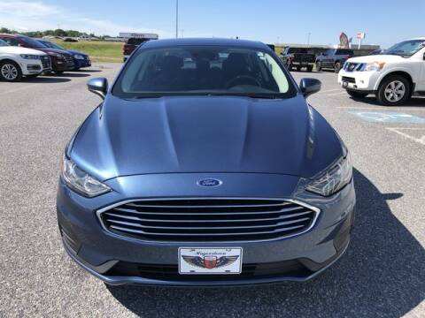 2019 Ford Fusion Hybrid for sale at King Motors featuring Chris Ridenour in Martinsburg WV