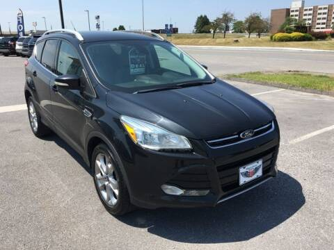2014 Ford Escape for sale at King Motors featuring Chris Ridenour in Martinsburg WV
