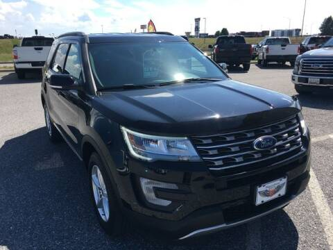 2017 Ford Explorer for sale at King Motors featuring Chris Ridenour in Martinsburg WV