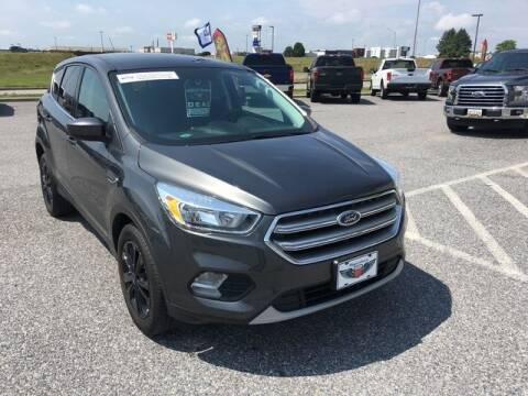 2017 Ford Escape for sale at King Motors featuring Chris Ridenour in Martinsburg WV