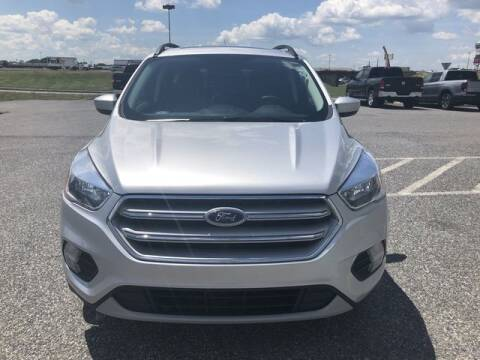 2018 Ford Escape for sale at King Motors featuring Chris Ridenour in Martinsburg WV