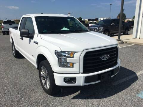 2017 Ford F-150 for sale at King Motors featuring Chris Ridenour in Martinsburg WV