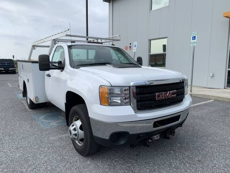 2013 GMC Sierra 3500HD for sale at King Motors featuring Chris Ridenour in Martinsburg WV
