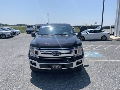 2020 Ford F-150 for sale at King Motors featuring Chris Ridenour in Martinsburg WV