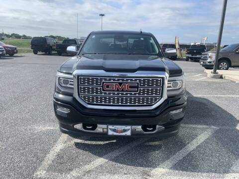 2017 GMC Sierra 1500 for sale at King Motors featuring Chris Ridenour in Martinsburg WV