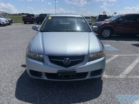 2004 Acura TSX for sale at King Motors featuring Chris Ridenour in Martinsburg WV