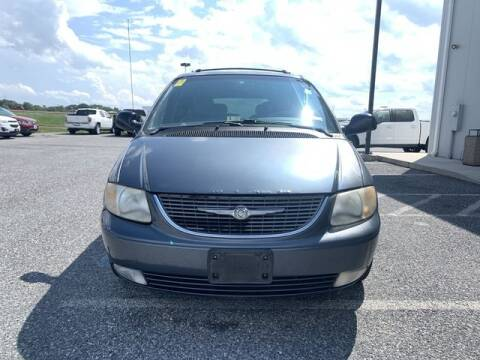 2002 Chrysler Town and Country for sale at King Motors featuring Chris Ridenour in Martinsburg WV
