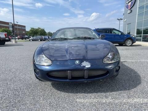2000 Jaguar XK-Series for sale at King Motors featuring Chris Ridenour in Martinsburg WV