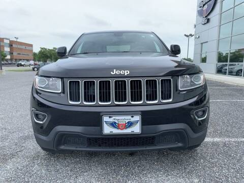 2014 Jeep Grand Cherokee for sale at King Motors featuring Chris Ridenour in Martinsburg WV