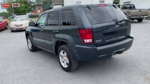 2007 Jeep Grand Cherokee for sale at King Motors featuring Chris Ridenour in Martinsburg WV