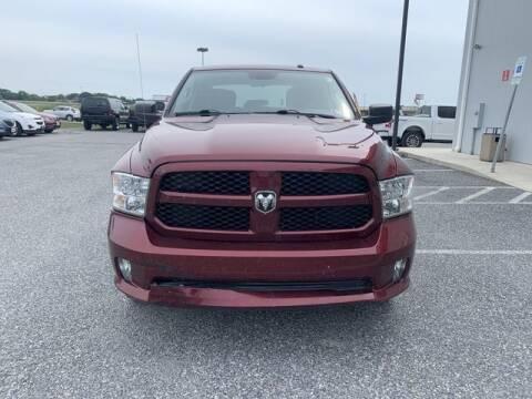 2017 RAM Ram Pickup 1500 for sale at King Motors featuring Chris Ridenour in Martinsburg WV