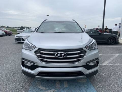 2017 Hyundai Santa Fe Sport for sale at King Motors featuring Chris Ridenour in Martinsburg WV
