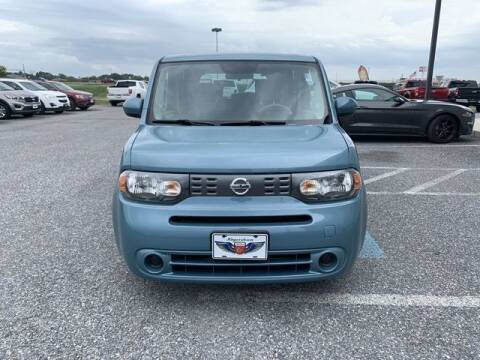 2010 Nissan cube for sale at King Motors featuring Chris Ridenour in Martinsburg WV