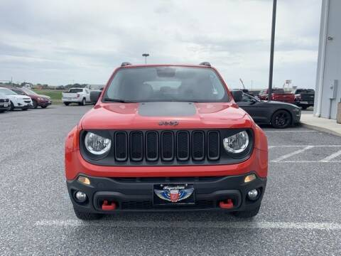 2016 Jeep Renegade for sale at King Motors featuring Chris Ridenour in Martinsburg WV