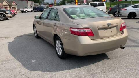 2009 Toyota Camry for sale at King Motors featuring Chris Ridenour in Martinsburg WV