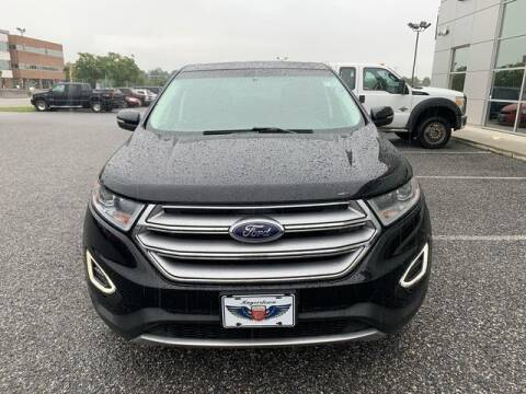 2016 Ford Edge for sale at King Motors featuring Chris Ridenour in Martinsburg WV