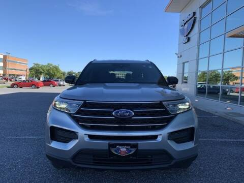 2020 Ford Explorer for sale at King Motors featuring Chris Ridenour in Martinsburg WV