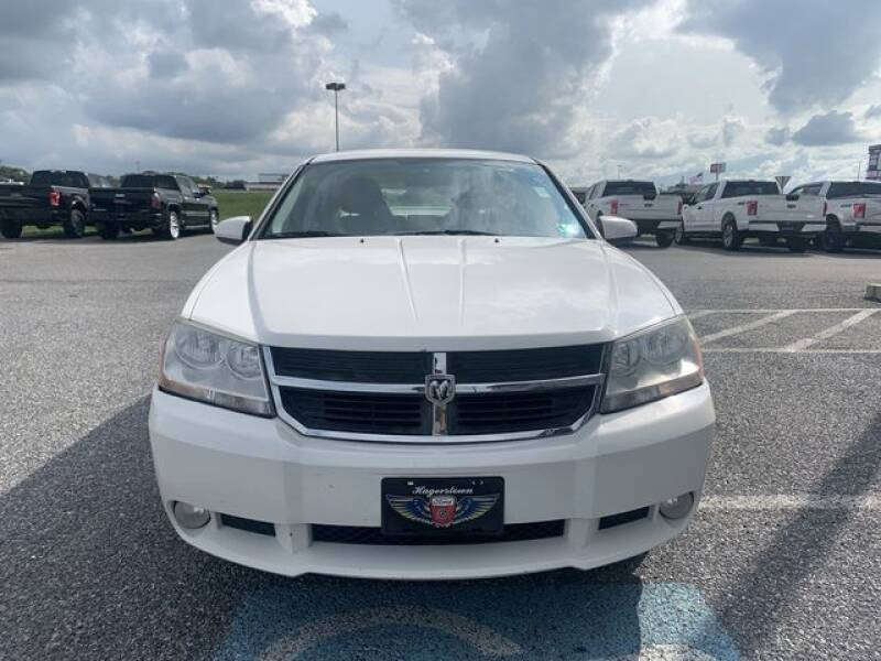 2010 Dodge Avenger for sale at King Motors featuring Chris Ridenour in Martinsburg WV