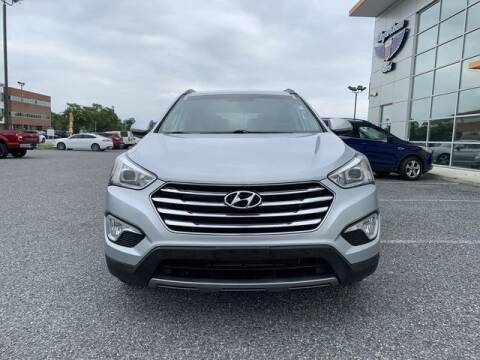 2014 Hyundai Santa Fe for sale at King Motors featuring Chris Ridenour in Martinsburg WV