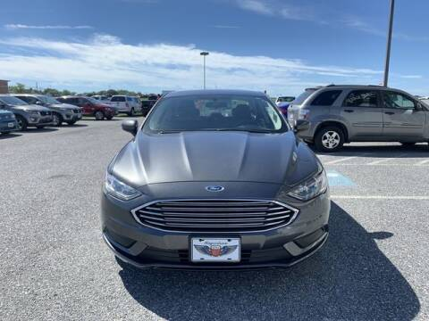 2017 Ford Fusion for sale at King Motors featuring Chris Ridenour in Martinsburg WV