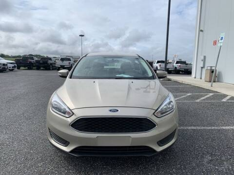 2017 Ford Focus for sale at King Motors featuring Chris Ridenour in Martinsburg WV