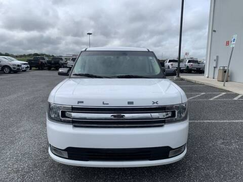 2019 Ford Flex for sale at King Motors featuring Chris Ridenour in Martinsburg WV