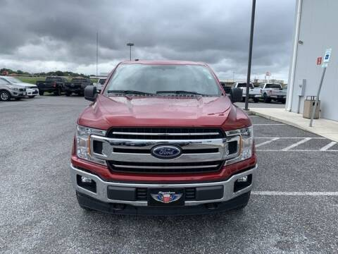 2018 Ford F-150 for sale at King Motors featuring Chris Ridenour in Martinsburg WV