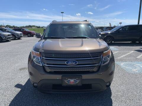 2015 Ford Explorer for sale at King Motors featuring Chris Ridenour in Martinsburg WV