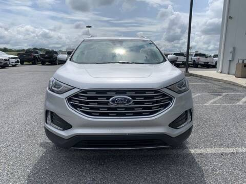 2019 Ford Edge for sale at King Motors featuring Chris Ridenour in Martinsburg WV