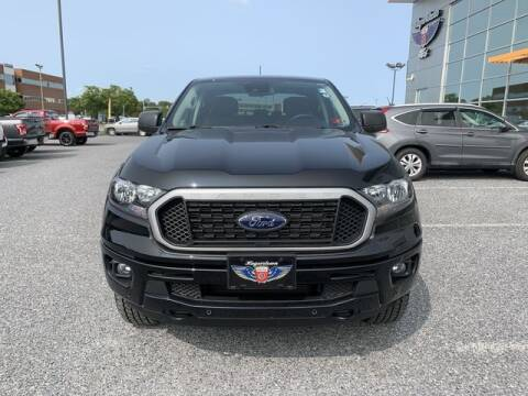 2019 Ford Ranger for sale at King Motors featuring Chris Ridenour in Martinsburg WV